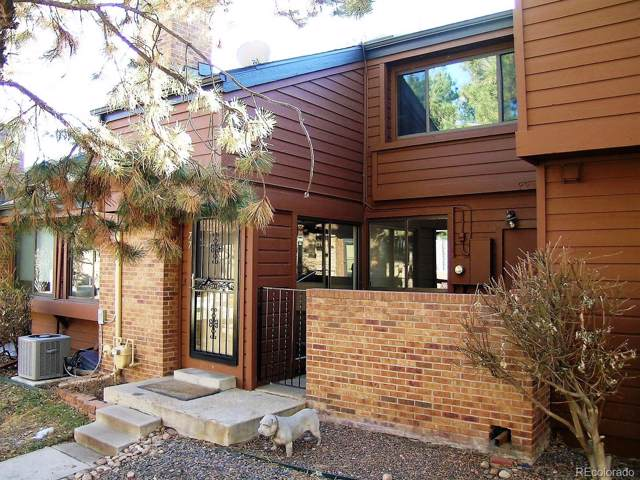 2685 S Dayton Way #77, Denver, CO 80231 (MLS #2858313) :: Keller Williams Realty