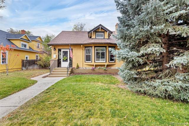 1216- 1214 N Wahsatch Avenue, Colorado Springs, CO 80903 (#2858413) :: The DeGrood Team