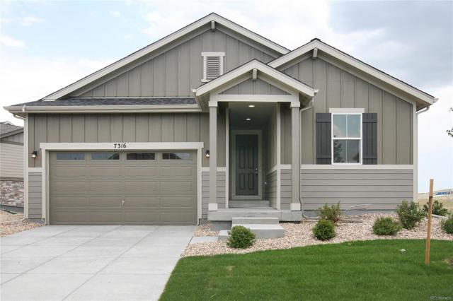 7316 S Titus Way, Aurora, CO 80016 (#2858455) :: The HomeSmiths Team - Keller Williams