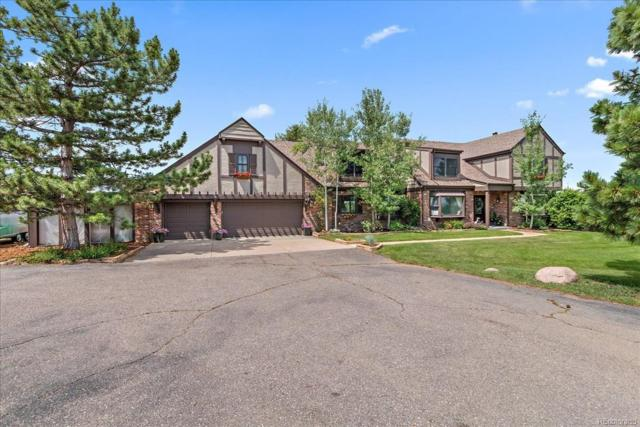495 W Oakwood Lane, Castle Rock, CO 80108 (#2858717) :: Colorado Team Real Estate