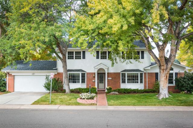 2755 E Cornell Avenue, Denver, CO 80210 (#2858819) :: House Hunters Colorado