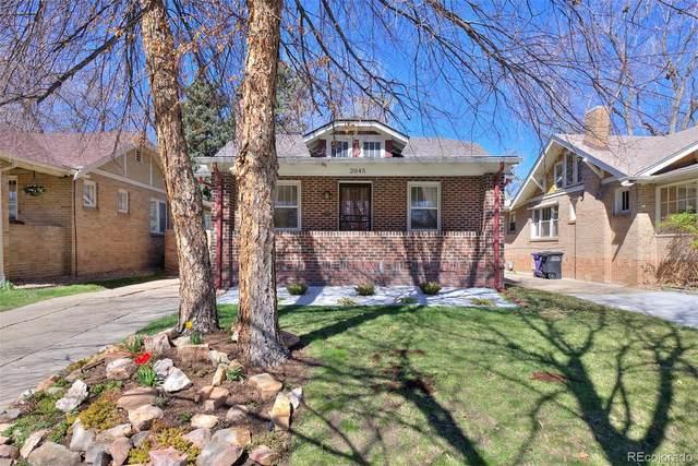 2045 Hudson Street, Denver, CO 80207 (#2858837) :: Mile High Luxury Real Estate