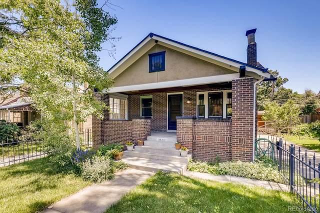 1436 N Dahlia Street, Denver, CO 80220 (#2859026) :: Compass Colorado Realty