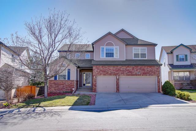 10698 Jaguar Point, Littleton, CO 80124 (#2859292) :: 5281 Exclusive Homes Realty