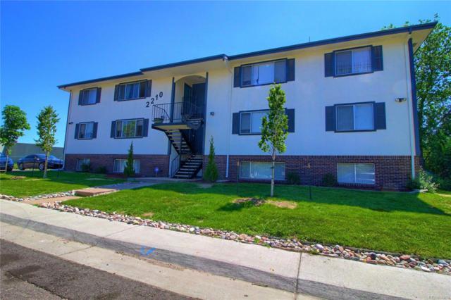 2210 S Dexter Street, Denver, CO 80222 (#2859436) :: The Heyl Group at Keller Williams
