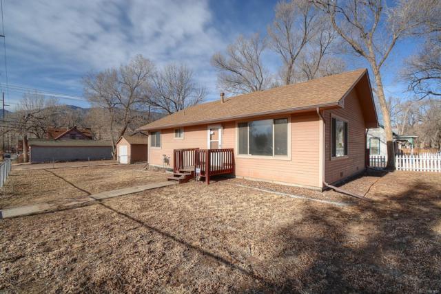 20 N 28th Street, Colorado Springs, CO 80904 (MLS #2859538) :: 8z Real Estate