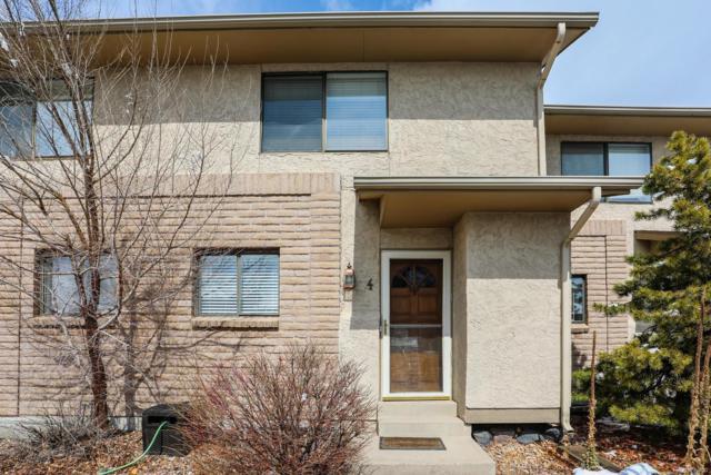 18213 W 3rd Avenue #4, Golden, CO 80401 (#2859584) :: Colorado Home Finder Realty