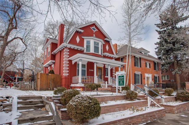 1469 Fillmore Street, Denver, CO 80206 (#2859733) :: The Griffith Home Team
