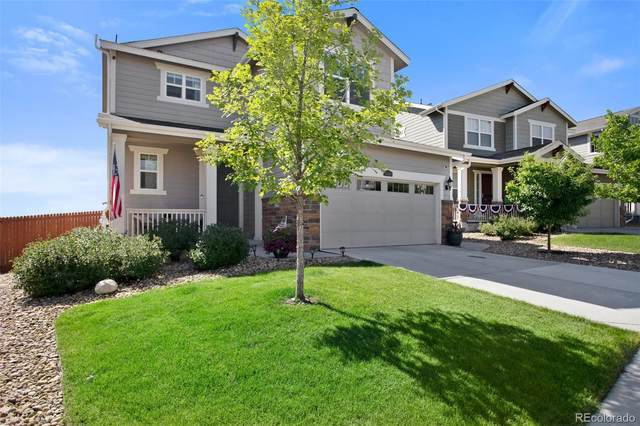 15166 Chicago Street, Parker, CO 80134 (#2859909) :: Berkshire Hathaway HomeServices Innovative Real Estate