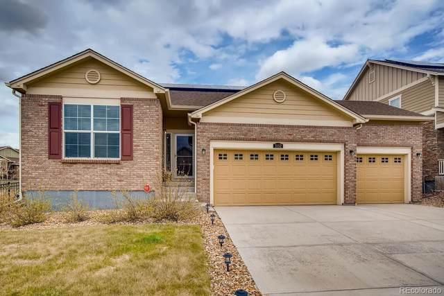 3152 S Kirk Way, Aurora, CO 80013 (MLS #2860138) :: 8z Real Estate