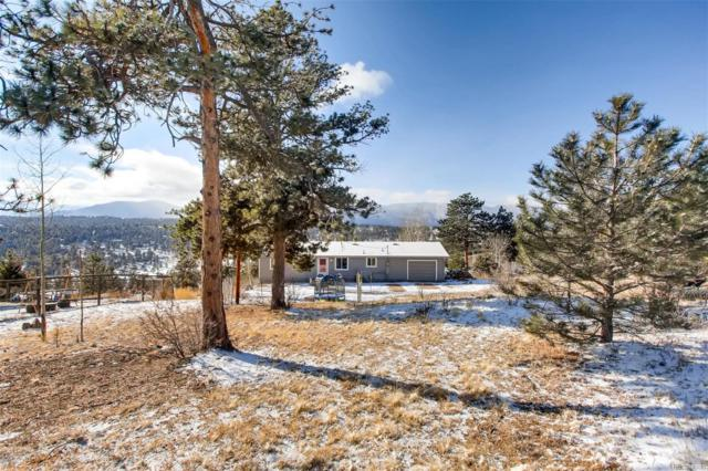 60 S Circle Drive, Bailey, CO 80421 (#2860145) :: Relevate   Denver