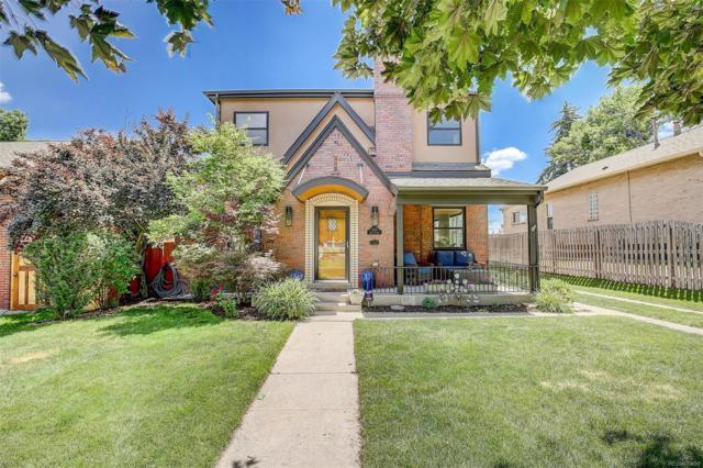 3234 Stuart Street, Denver, CO 80212 (#2860183) :: Sellstate Realty Pros