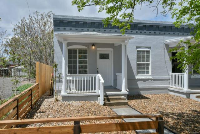 3337 N Williams Street, Denver, CO 80205 (MLS #2860312) :: 8z Real Estate