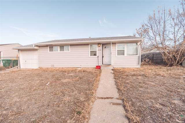 6580 Porter Way, Commerce City, CO 80022 (MLS #2860476) :: Bliss Realty Group