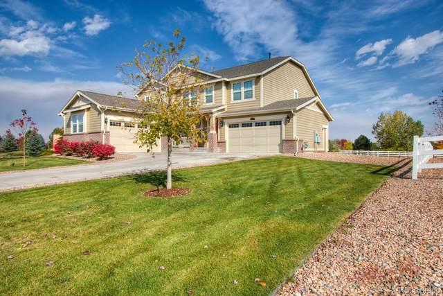 3304 Birch Road, Frederick, CO 80504 (#2860799) :: HomeSmart
