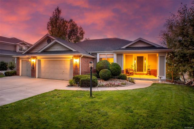 2337 Rimrock Circle, Lafayette, CO 80026 (#2860951) :: The HomeSmiths Team - Keller Williams