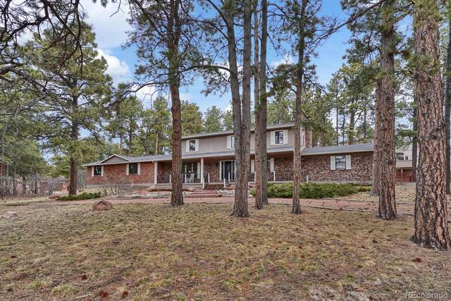 19365 Doewood Drive, Monument, CO 80132 (MLS #2861241) :: 8z Real Estate