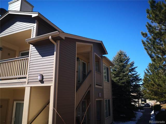 5415 S Dover Street #202, Littleton, CO 80123 (#2861254) :: Realty ONE Group Five Star