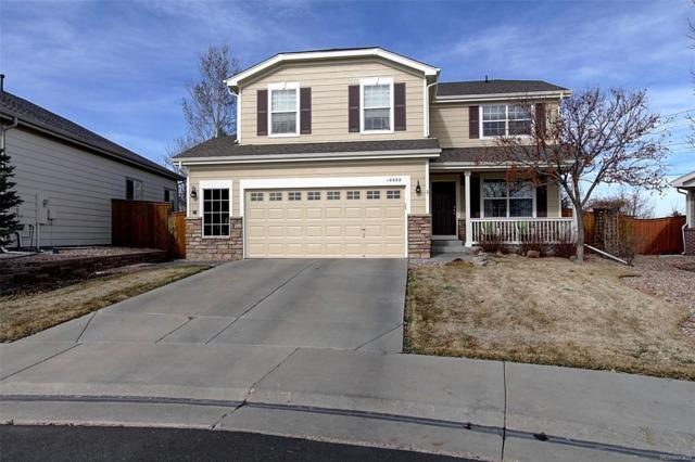 16669 Trail Sky Circle, Parker, CO 80134 (#2861525) :: Compass Colorado Realty