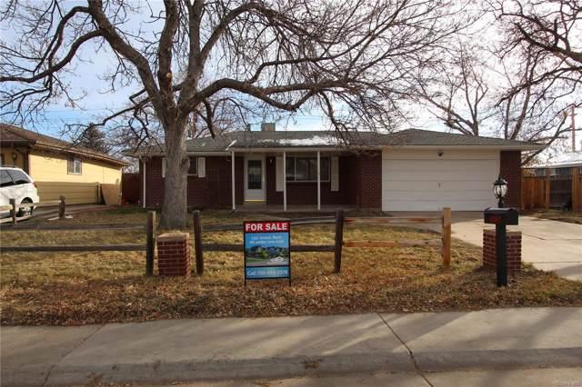 1680 S Garrison Street, Lakewood, CO 80232 (#2861892) :: HergGroup Denver