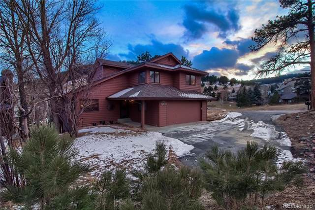 24240 Genesee Village Road, Golden, CO 80401 (#2861923) :: The Scott Futa Home Team