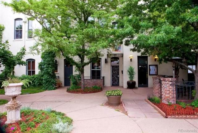 2193 Arapahoe Street #5, Denver, CO 80205 (#2862100) :: Kimberly Austin Properties