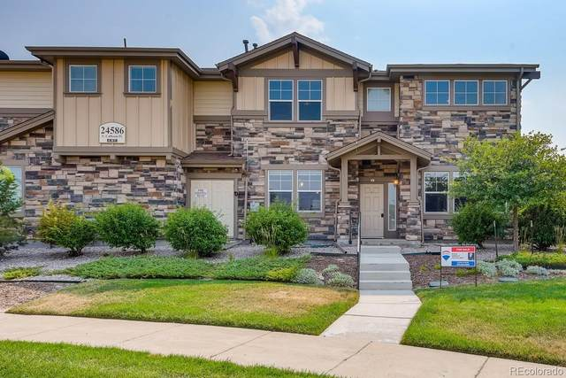 24586 E Calhoun Place A, Aurora, CO 80016 (MLS #2862376) :: 8z Real Estate