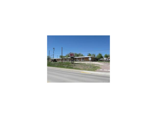 1650 Main Street, Limon, CO 80828 (MLS #2862750) :: 8z Real Estate