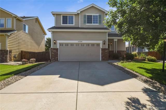 11314 Ebony Street, Firestone, CO 80504 (#2863202) :: Finch & Gable Real Estate Co.