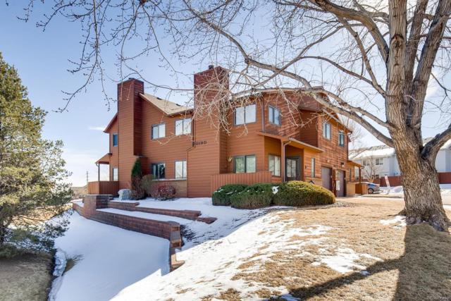 10190 W Jewell Avenue A, Lakewood, CO 80232 (#2863329) :: The Dixon Group