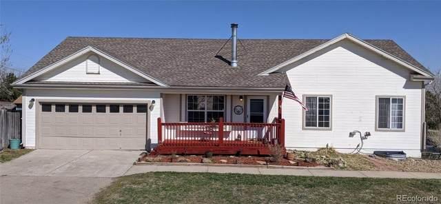 7363 S Shenandoah Drive, Elizabeth, CO 80107 (#2863514) :: Real Estate Professionals