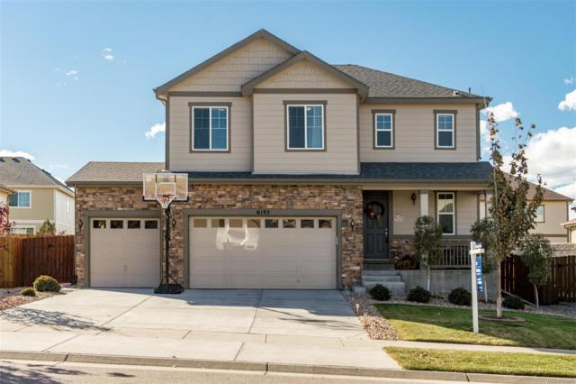 6193 S Jackson Gap Court, Aurora, CO 80016 (#2863540) :: The Griffith Home Team