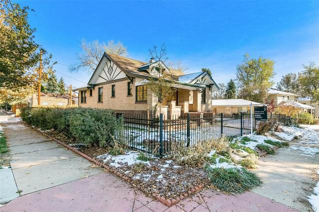 3087 W Highland Park Place, Denver, CO 80211 (#2863690) :: Kimberly Austin Properties