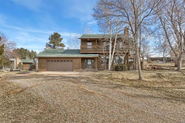 11757 Elkhorn Drive, Franktown, CO 80116 (MLS #2863835) :: 8z Real Estate
