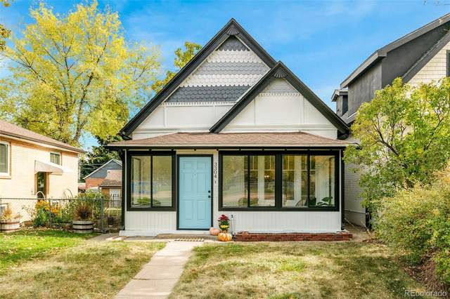 3304 Perry Street, Denver, CO 80212 (MLS #2863946) :: Kittle Real Estate