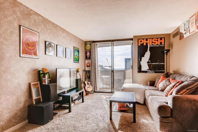 1020 15th Street 34K, Denver, CO 80202 (MLS #2863991) :: 8z Real Estate
