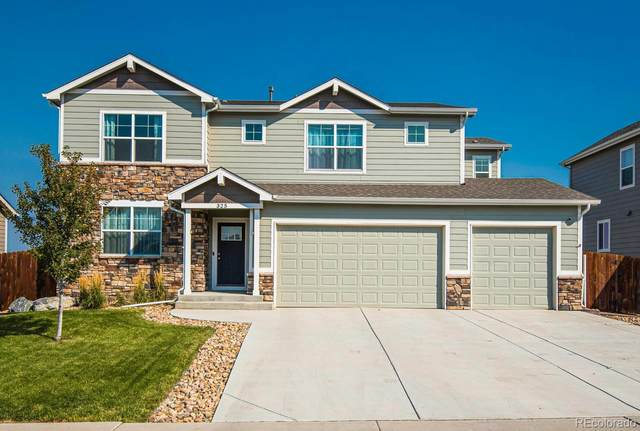 325 Mcgregor Lane, Johnstown, CO 80534 (#2864144) :: My Home Team