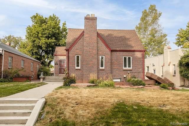 1245 Grape Street, Denver, CO 80220 (#2864276) :: Portenga Properties