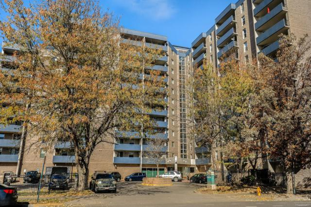 601 W 11th Avenue #1004, Denver, CO 80204 (#2864542) :: 5281 Exclusive Homes Realty