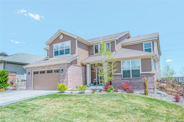 20365 E Shady Ridge Road, Parker, CO 80134 (MLS #2864825) :: 8z Real Estate