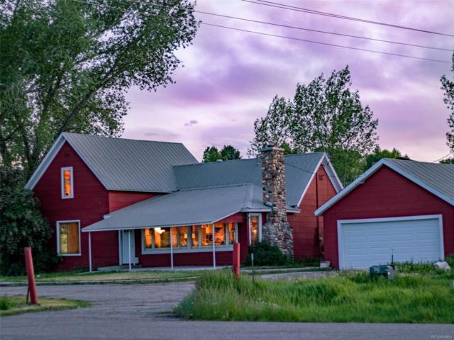 124 Harvest Drive, Hayden, CO 81639 (MLS #2865498) :: Kittle Real Estate