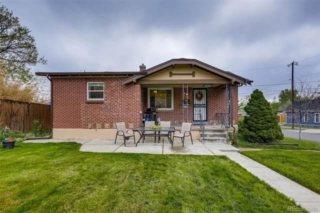 4704 Clay Street, Denver, CO 80211 (#2866178) :: Wisdom Real Estate