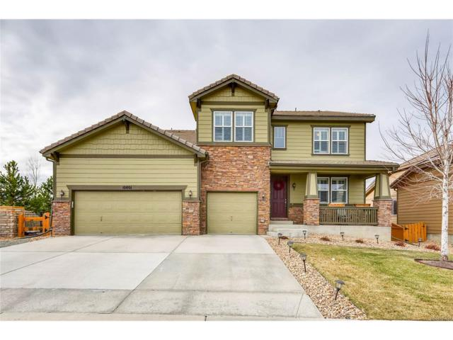 10801 Hillrose Street, Parker, CO 80134 (#2866414) :: Colorado Home Finder Realty