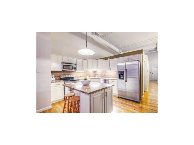 1555 California Street #317, Denver, CO 80202 (#2866498) :: The Peak Properties Group