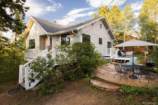 126 Signal Rock Road, Golden, CO 80403 (#2866602) :: The Colorado Foothills Team | Berkshire Hathaway Elevated Living Real Estate