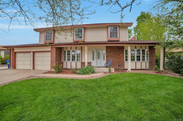 10825 W Powers Avenue, Littleton, CO 80127 (#2866765) :: The HomeSmiths Team - Keller Williams