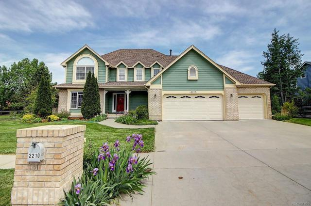 2210 Summitview Drive, Longmont, CO 80504 (#2866959) :: Wisdom Real Estate