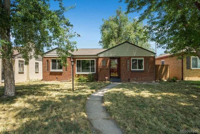 2928 Elm Street, Denver, CO 80207 (MLS #2866991) :: 8z Real Estate