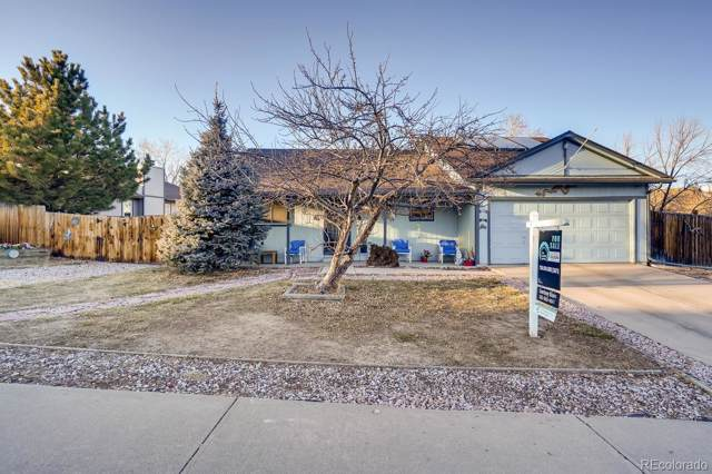 1453 E 97th Avenue, Thornton, CO 80229 (MLS #2867032) :: 8z Real Estate