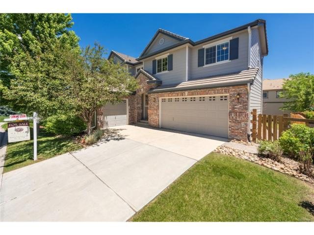 5984 S Paris Place, Greenwood Village, CO 80111 (#2867060) :: The City and Mountains Group